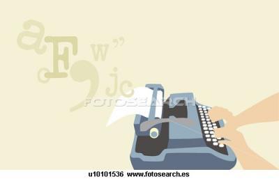La máquina hace-letras