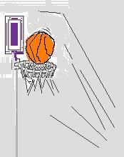 Encesto el balón
